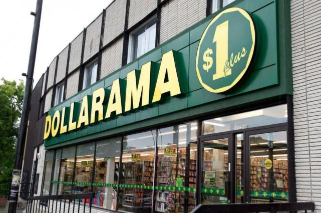 Deux hauts dirigeants de Dollarama viennent de vendre... (photo paul chiasson, archives la presse canadienne)