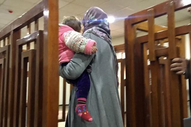 Selon HRW, la plupart des femmes ont été... (PHOTO ARCHIVES AGENCE FRANCE-PRESSE)