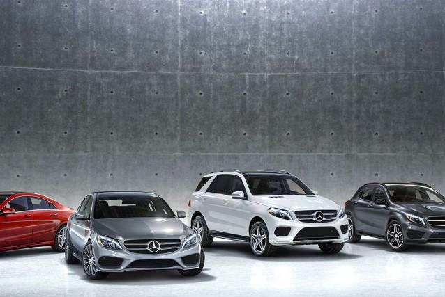 Mercedes-Benz va louer par abonnement une gamme élargie... (Photo Mercedes-Benz)
