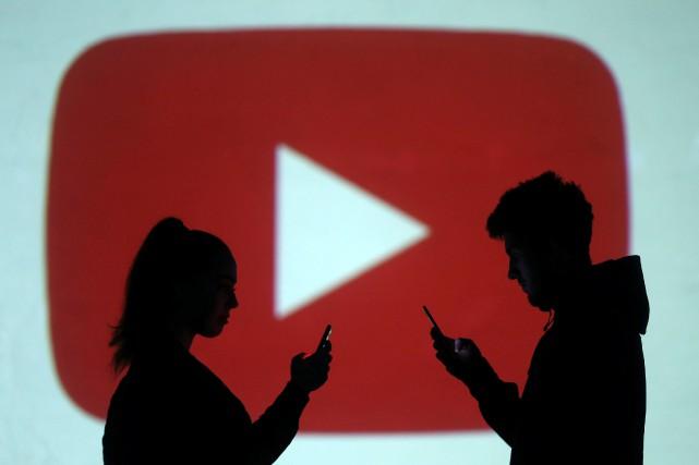 Actuellement, YouTube reverse une petite partie de ses... (PHOTO ARCHIVES REUTERS)