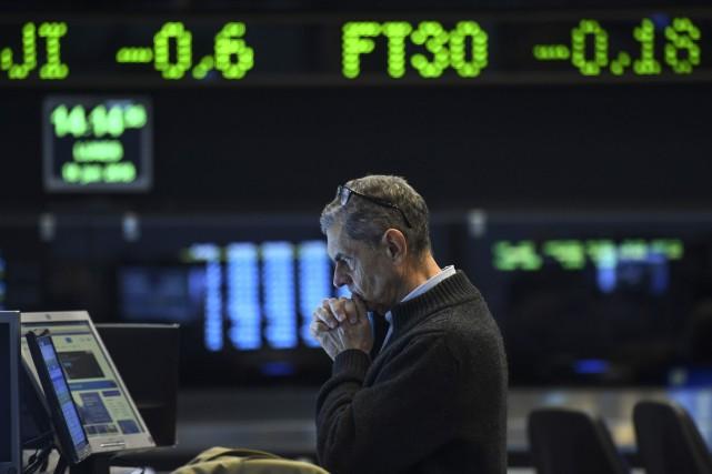 Après la crise du peso qui a fait... (Photo AFP)