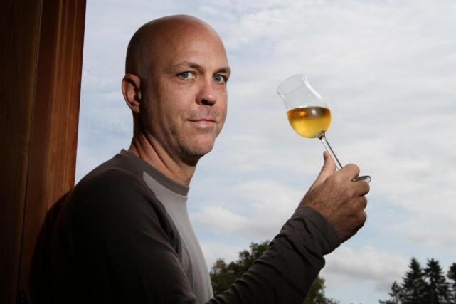 François Pouliot, fondateur de La Face cachée de... (PhotoStéphane Champagne, collaboration spéciale, archives La Presse)