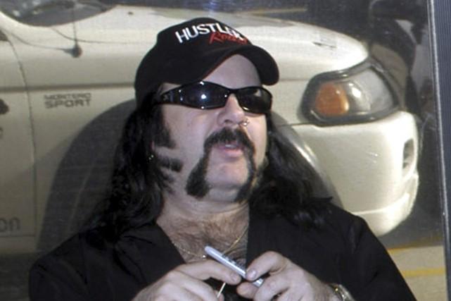 Vinnie Paul en 2004... (PHOTO ARCHIVES AP)