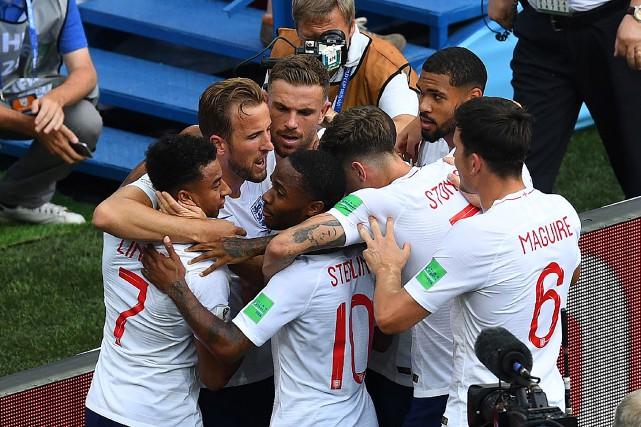 L'Angleterre s'amuse face au Panama