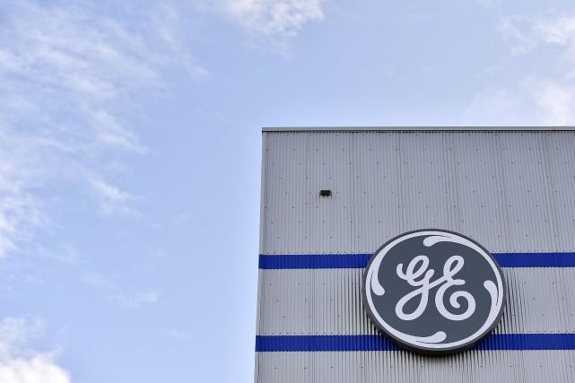 Symbole de la perte d'influence du groupe industriel,... (PHOTO AFP)