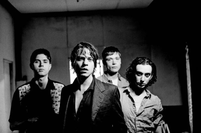 Le groupe danois Iceage viendra présenter son punk... (photo fournie par Matador Records)