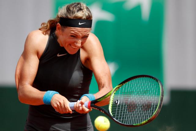 Victoria Azarenkaa atteint les demi-finales de la Coupe... (Photo Christian Hartmann, archives Reuters)