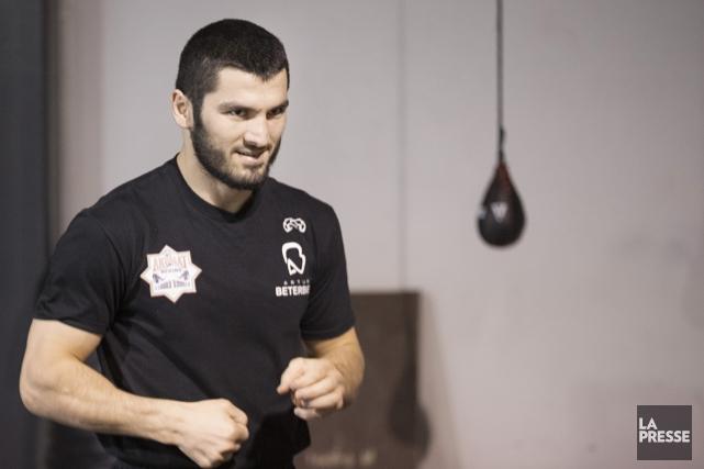Le combat Artur Beterbiev - Callum Johnson sera présenté le 6 octobre, à New... (PHOTO IVANOH DEMERS, LA PRESSE)