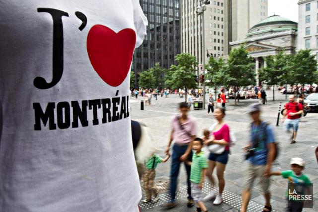 Tourisme Montréal dit ne pas dévoiler le montant... (PHOTO OLIVIER JEAN, LA PRESSE)