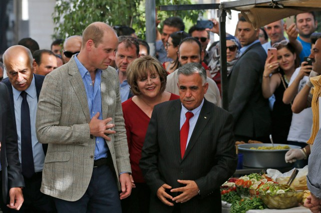 Les diplomates occidentaux se gardent généralement de se... (Photo Abbas Momani, AFP)