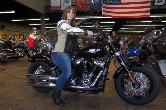 La formation est l'une des façons qu'Harley-Davidson utilise... (Photo Ivan Moreno, archives AP)