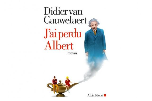 J'ai perdu Albert... (image fournie par les Éditions Albin Michel)