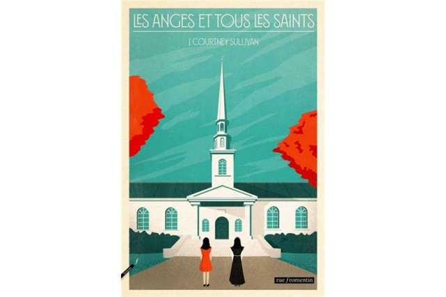 Les anges et tous les saints... (image fournie par les Éditions rue fromentin)