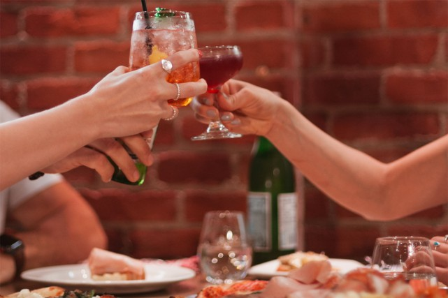 L'aperitivo à l'italienne est à l'honneur chez Joiea... (PHOTO FOURNIE PAR JOIEA SOCIALE)