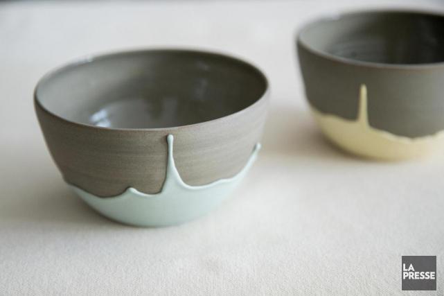 L'art ancestral de la céramique est encore bien... (Photo Marco Campanozzi, La Presse)