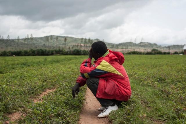 Les circonstances des massacres de ce weekend restent... (Photo Stefan Heunis, AFP)