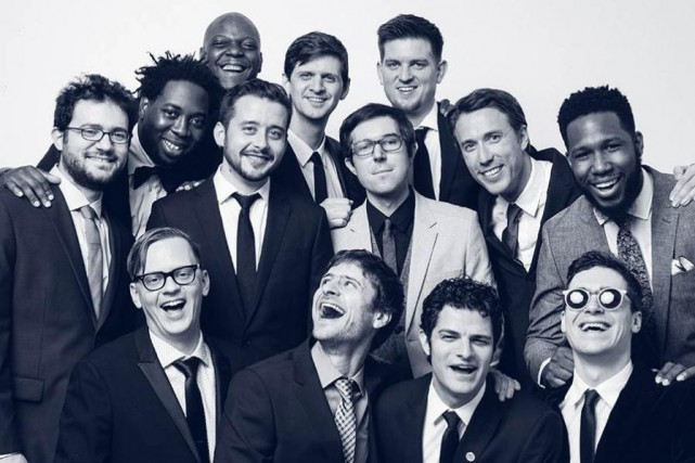 Snarky Puppy... (Photo tirée de la page Facebook du groupe)