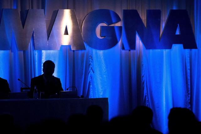 Magna affirme que l'entente fera de sa nouvelle... (Photo Nathan Denette, archives La Presse canadienne)