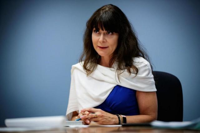 La procureure en chef adjointe duDirecteur des poursuites... (Photo OlivierJean, La Presse)