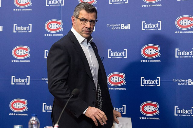 Marc Bergevin a finalement compris ce printemps que... (Photo Graham Hughes, archives la Presse canadienne)