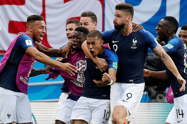 Kylian Mbappe brille dans la victoire de la France