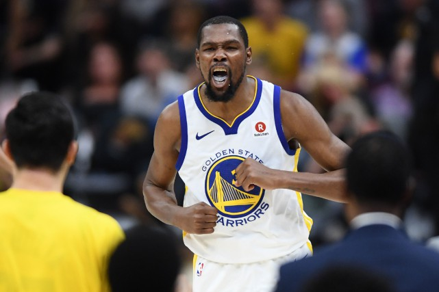 Kevin Durant... (archives USA TODAY Sports)