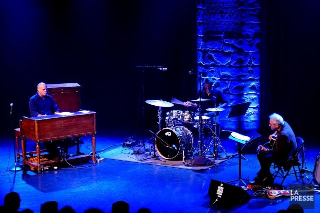 Mad Skillet est le projet gumbo jazz de... (PHOTO BERNARD BRAULT, LA PRESSE)