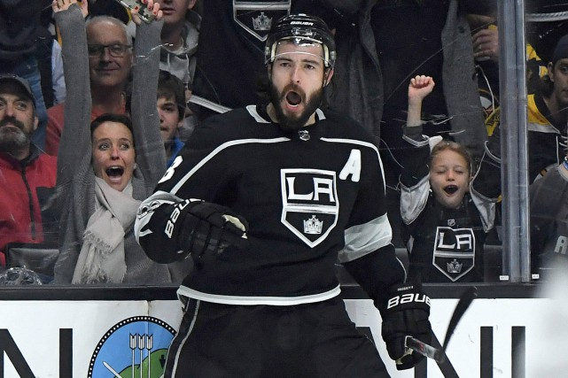 Drew Doughty... (PHOTO KIRBY LEE, ARCHIVES USA TODAY)