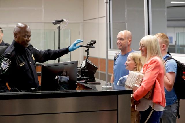 L'aéroport d'Orlando sera le premier aux Etats-Unis à... (Photo AP)