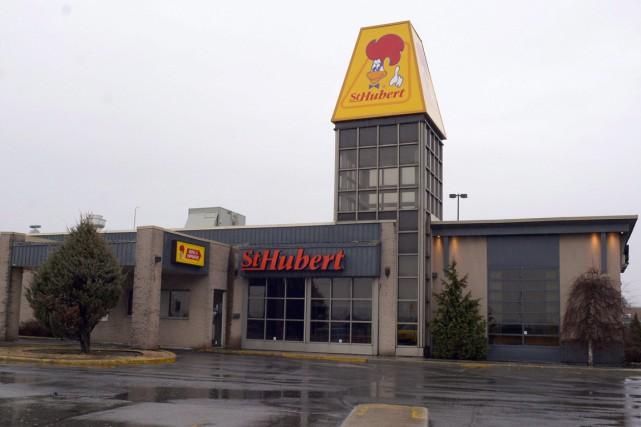 Le Groupe St-Hubert se démarque pour ses initiatives... (PHOTO LA PRESSE CANADIENNE)