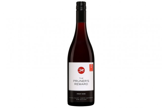 Bellbird Spring Pruner's Reward Pinot Noir 2016, 24,25 $... (Photo fournie par la SAQ)