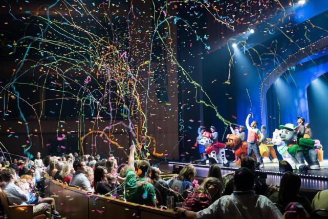 En 2017, VStar Entertainment, la nouvelle acquisition du... (Photo fournie par le Cirque du Soleil)