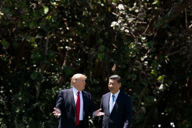 Chine et États-Unis engagent «la plus grande guerre commerciale» de l'histoire