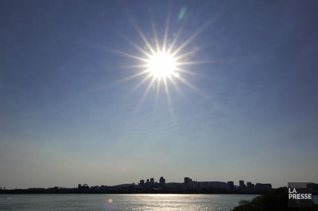 En raison du changement climatique, la planète a... (PHOTO BERNARD BRAULT, ARCHIVES LA PRESSE)