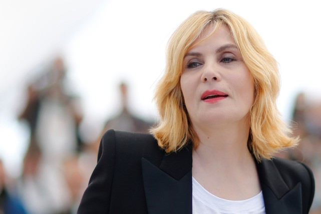 Emmanuelle Seigner lors du Festival de Cannes.... (Photo Stephane Mahe, Archives Reuters)