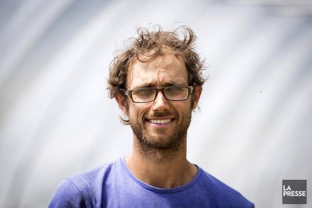 Simon Leduc... (Ivanoh Demers, La Presse)