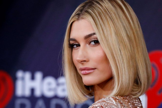 Hailey Baldwin... (PHOTO REUTERS)