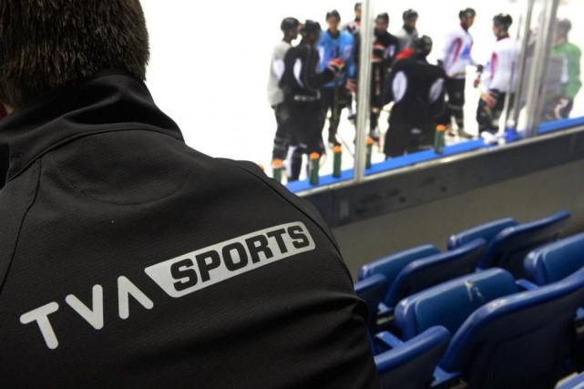TVA Sportsa perdu 21,3millions de dollars en 2016-2017,... (Photo Erick Labbé, Archives Le Soleil)