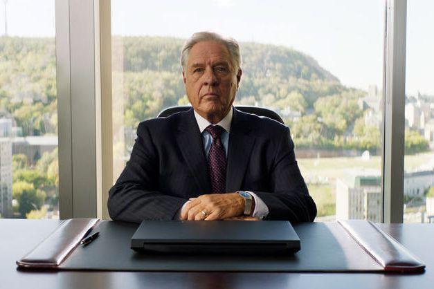 Pierre Curzi dans La chute de l'empire américain... (Photo fournie par la production)