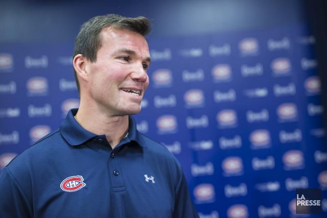 LukeRichardson épaulera l'entraîneur-chef Claude Julien derrière le banc... (Photo Edouard Plante-Fréchette, La Presse)