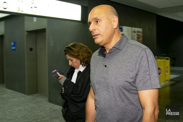 L'ancien haut dirigeant de SNC-Lavalin Riadh Ben Aissa... (PHOTO DAVID BOILY, LA PRESSE)