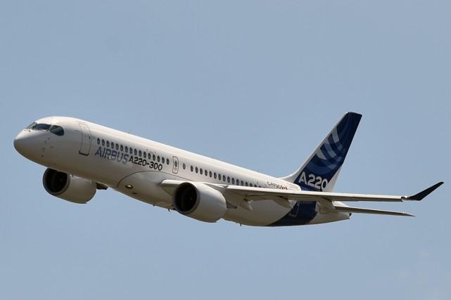 Le transporteur américain JetBlue a commandé 60 appareils... (Photo AFP)