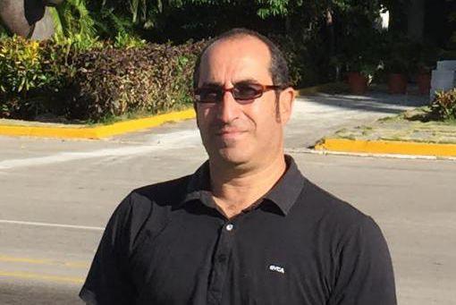 Toufik Benhamiche... (PHOTO FOURNIE PAR LA FAMILLE)
