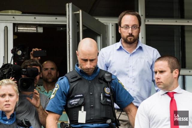 Jonathan Bettez est dans la mire des enquêteurs... (Photo Edouard Plante-Fréchette, Archives La Presse)