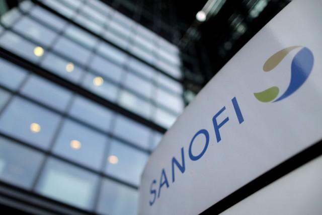 Sanofi a annoncé lundi soir l'arrêt immédiat de... (photo Christian Hartmann, archives REUTERS)