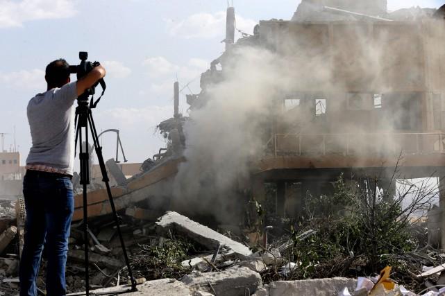 La Syrie est l'un des pays les plus... (PHOTO LOUAI BESHARA, archives Agence france-presse)