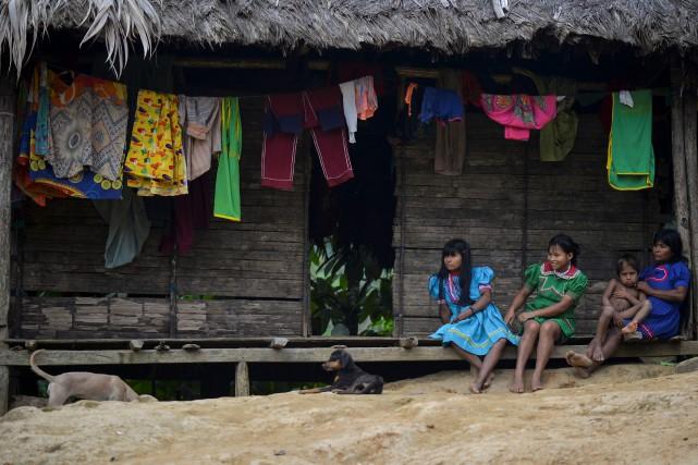 La Colombie est le deuxième pays au plus... (PHOTO LUIS ROBAYO, archives Agence france-presse)