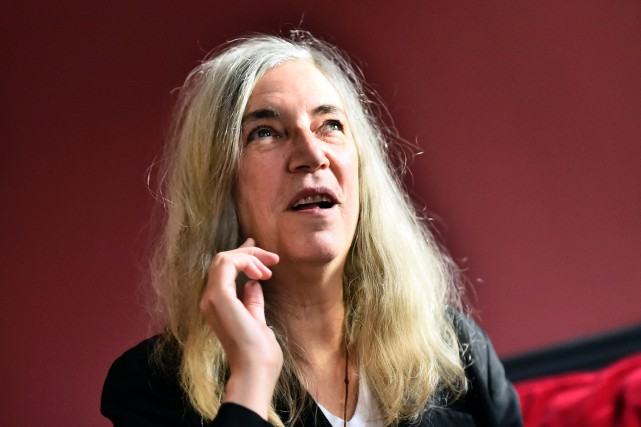 Patti Smith a joué dans de nombreux concerts... (Photo Loic Venance, Archives AFP)
