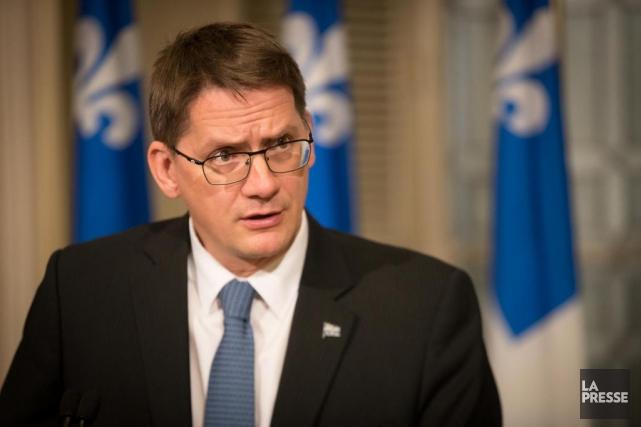 Le député péquiste SylvainGaudreault... (Photo Ivanoh Demers, La Presse)