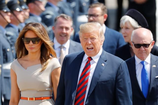 La visite du président américain va porter en... (Photo Tolga Akmen, AFP)